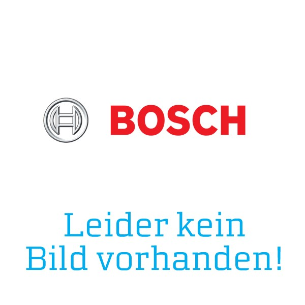 Bosch Ersatzteil Typschild 1619P09635